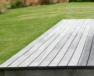 free standing deck
