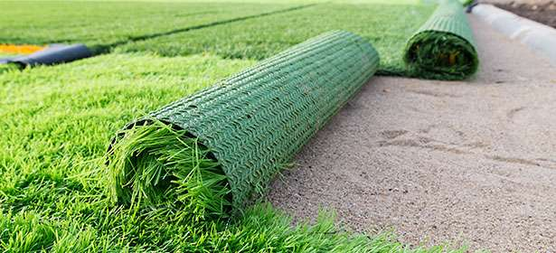 path-with-artificial-grass